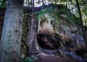 Hasenlochhöhle bei Pottenstein