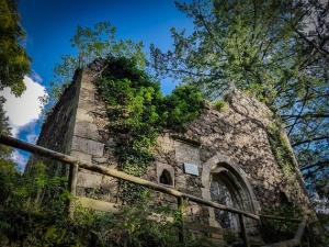 Kirchenruine Bad Berneck