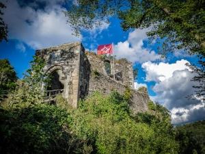 Ruine Hohenberneck