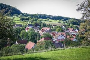 Der Ort Zeckendorf