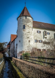 Startpunkt Schloss Eysölden