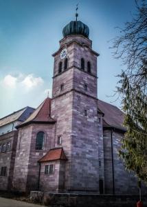 Kirchturm von Zell