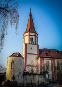 Kirchturm Eysölden
