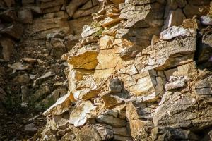 Kalkstein der Fränkischen Schweiz