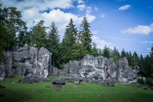Der Kemitzenstein bei Wattendorf