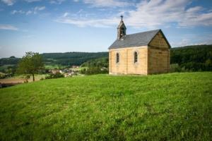 Kapelle oberhalb von Kaider