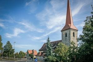 Kirche Rezelsdorf