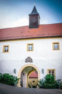 Das Schloss Adlitz