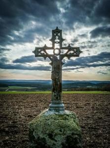 Kruzifix-Standbild