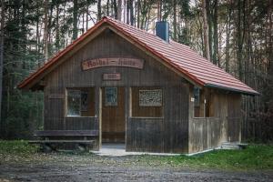 Raidelhütte am Stiefenberg