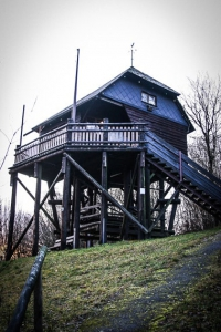 Knockhütte bei Obernsees