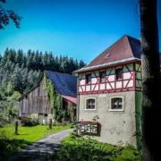 Mühlenweg Schübelsmühle