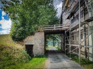 Landwirtschaftliche Brücke