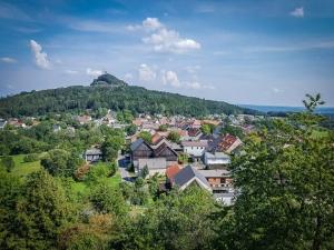 Rauher Kulm von Neustadt am Kulm aus gesehen