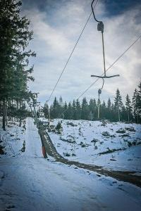 Ski Schlepplift zwischen Lauscha und Ernsttahl