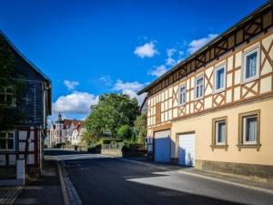 Mühlstraße ortsauswärts
