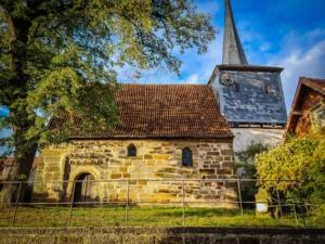 Kirche von Obermerzbach
