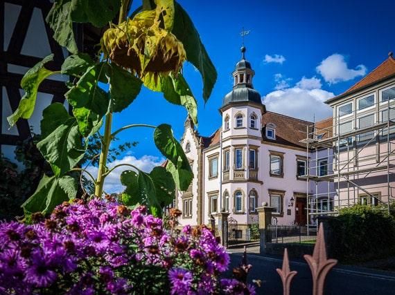 Wandern Untermerzbach Obermerzbach