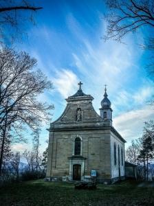 St. Ursula Kapelle bei Sternberg Zimmerau