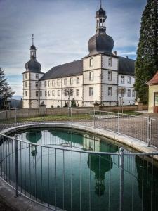 Wandern Sternberg Grabfeld