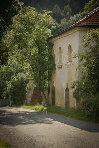 Altes Zechenhaus Brandholz
