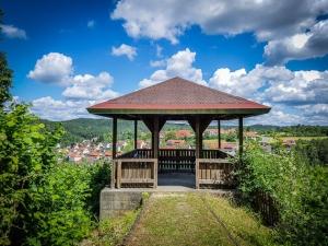Aussichts-Pavillon Velden