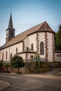 Kirche von Wintersbach im Spessart