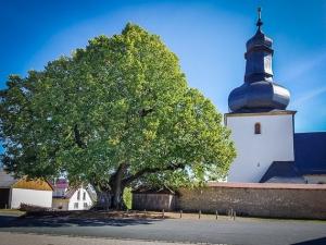 Startpunkt an der Kirche von Hohenpölz