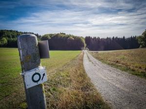 Grün-Ring-Weg nach rechts