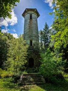 Hugoturm bei Ober-Aufseß