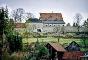 Wandern Hugoturm Ober-Aufseß