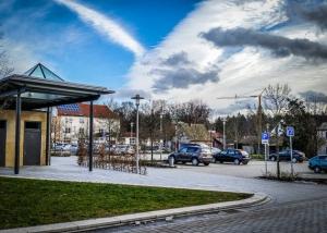 Parkplatz in Schwarzenbruck