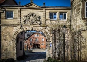 Portal Schloss Ahorn