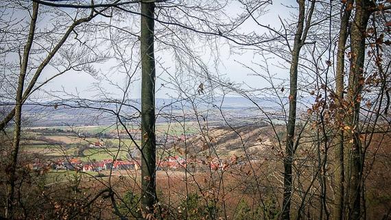 Wandern Knetzberg