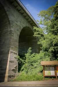 Große Straßenbrücke Trimberg