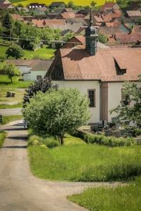 Kreuzkapelle von Machtilshausen