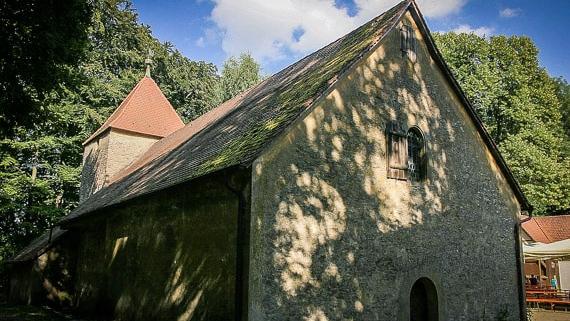 Mauritius-Kapelle auf dem Moritzberg
