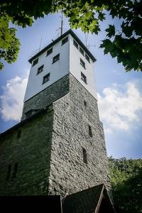Aussichtsturm auf dem Moritzberg bei Nürnberg