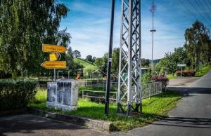 Startpunkt in Sparnberg