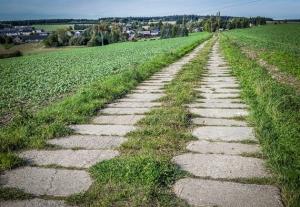 Alter Platten-Weg