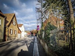 Bachstraße weiter oben