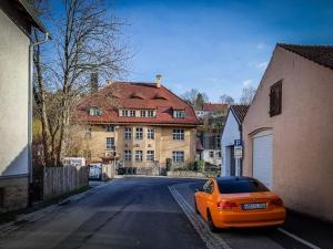 Rückeweg in Schonungen