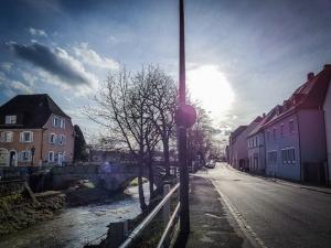 Wieder in der Bachstraße