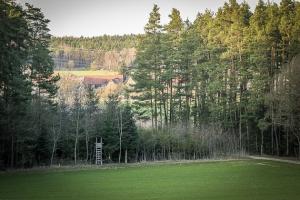 Blick richtung Obermainbach
