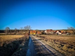 Rückweg nach Obermainbach