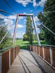 Die Brücke am Mainzusammenfluss