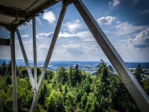Wandern Döbraberg Frankenwald