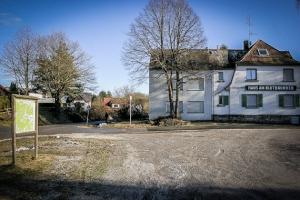 Parkplatz in Burgwindheim