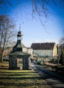 Der Blutbrunnen in Burgebrach