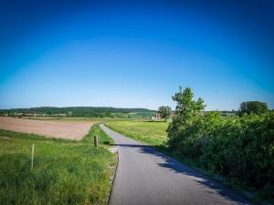 Endspurt nach Herpersdorf